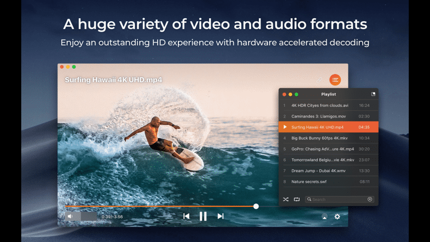Elmedia Video Player for Mac - review, screenshots