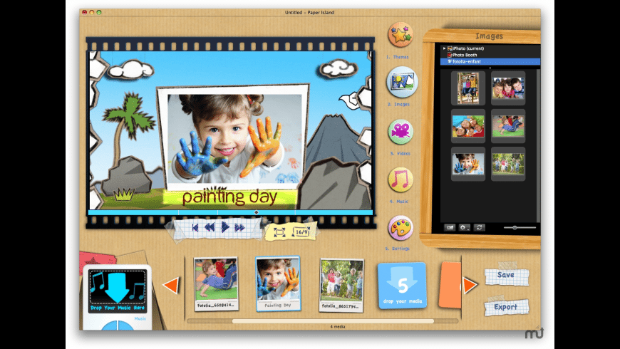 KidsMotion for Mac - review, screenshots
