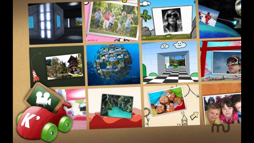 KidsMotion for Mac - review, screenshots