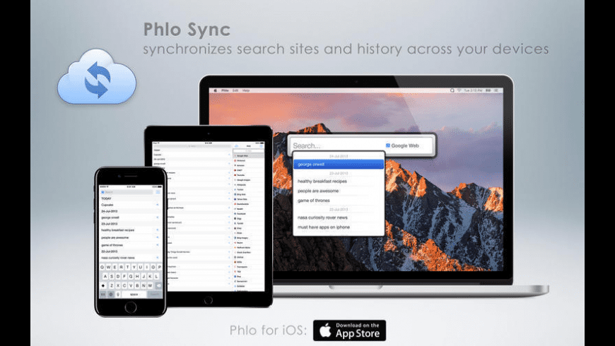 Phlo for Mac - review, screenshots