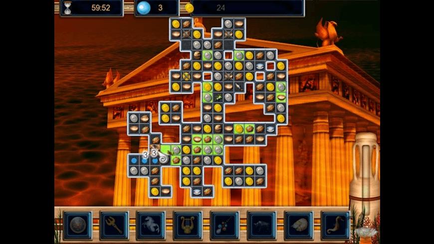 The Legend of Atlantis for Mac - review, screenshots