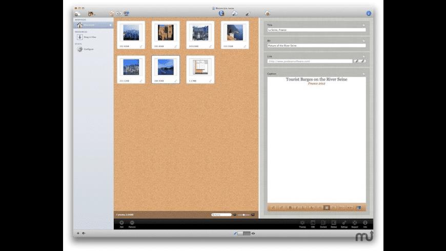 WeaverPix for Mac - review, screenshots