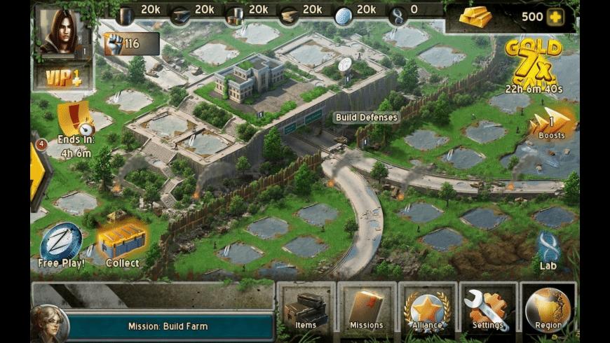 Empire Z for Mac - review, screenshots