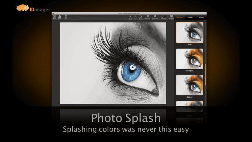 Photo Splash for Mac - review, screenshots