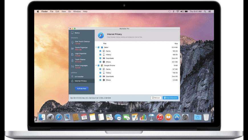 Macfaster Pro for Mac - review, screenshots