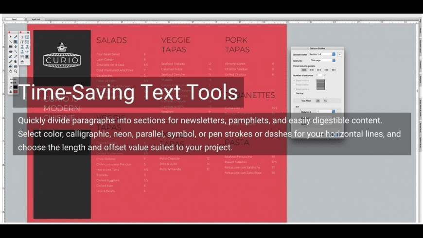 Canvas X Draw for Mac - review, screenshots