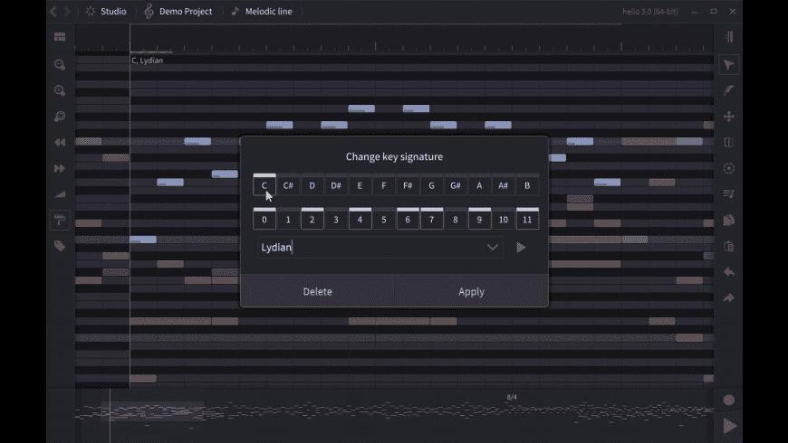 Helio for Mac - review, screenshots