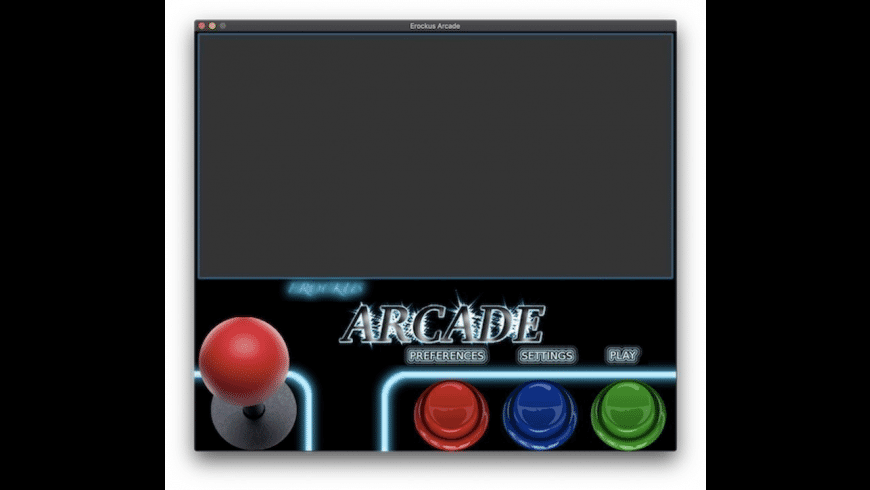 Erockus Arcade for Mac - review, screenshots