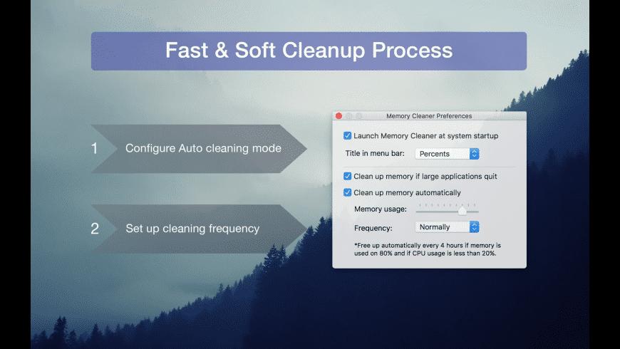 Memory Cleaner for Mac - review, screenshots