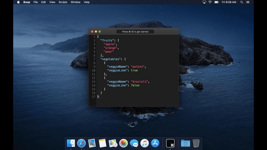 Boop for Mac - review, screenshots