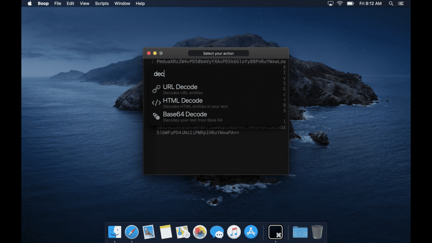 Boop for Mac - review, screenshots