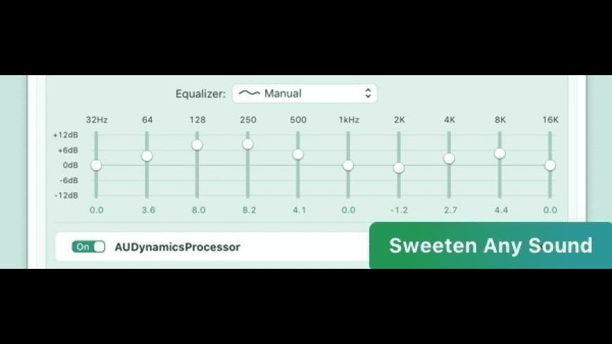 SoundSource for Mac - review, screenshots