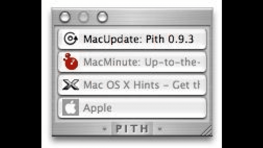 Pith for Mac - review, screenshots