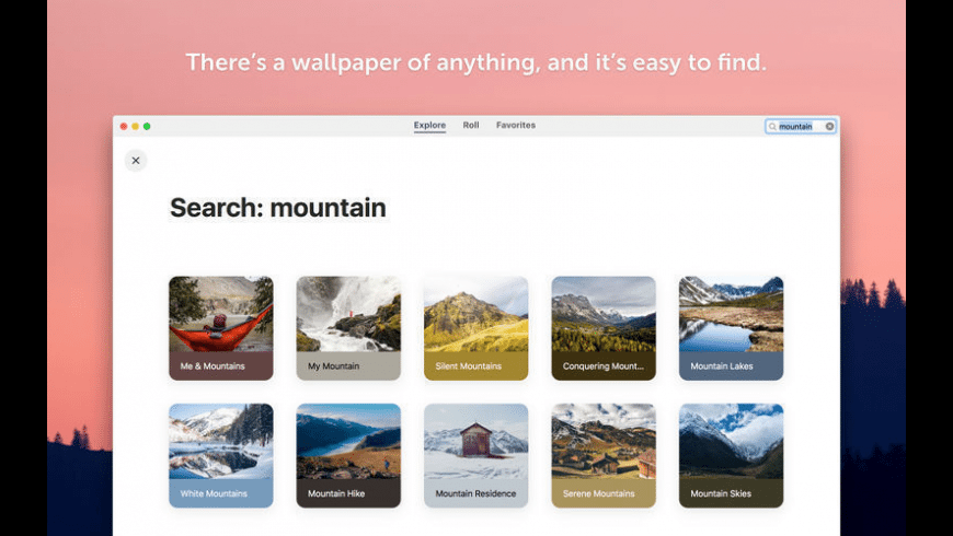 Wallpaper Wizard for Mac - review, screenshots