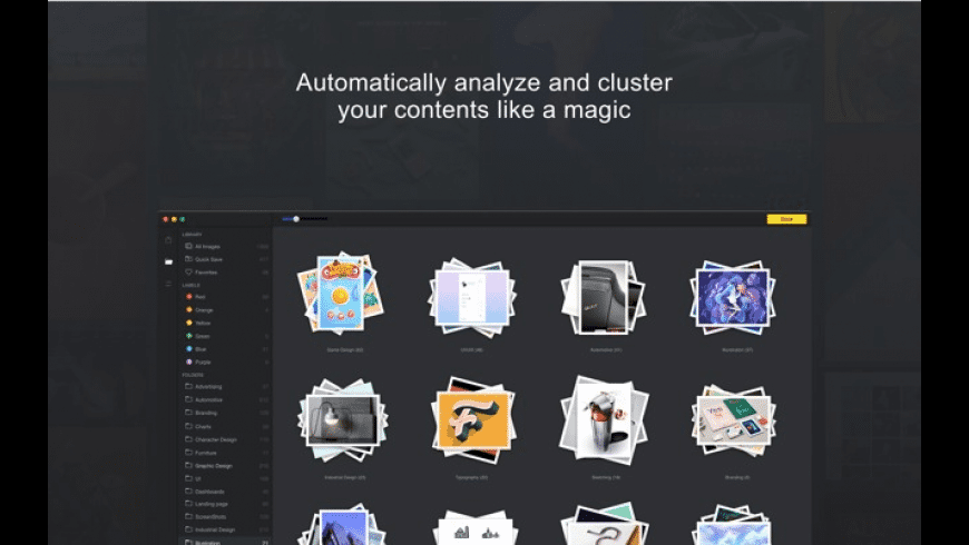 References.Design for Mac - review, screenshots