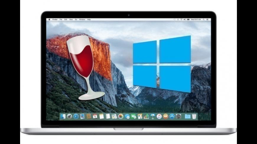 Wine for Mac - review, screenshots