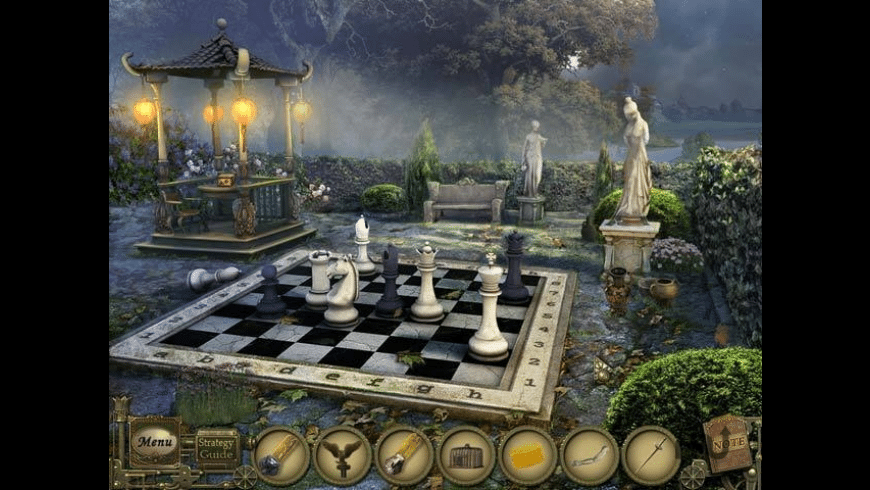Dark Tales: Edgar Allen Poe's The Black Cat for Mac - review, screenshots