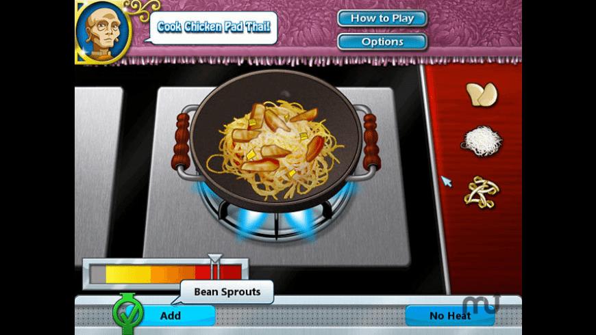 Cooking Academy 2: World Cuisine for Mac - review, screenshots