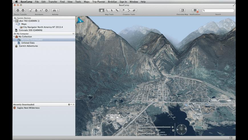 free download basecamp garmin for windows 7