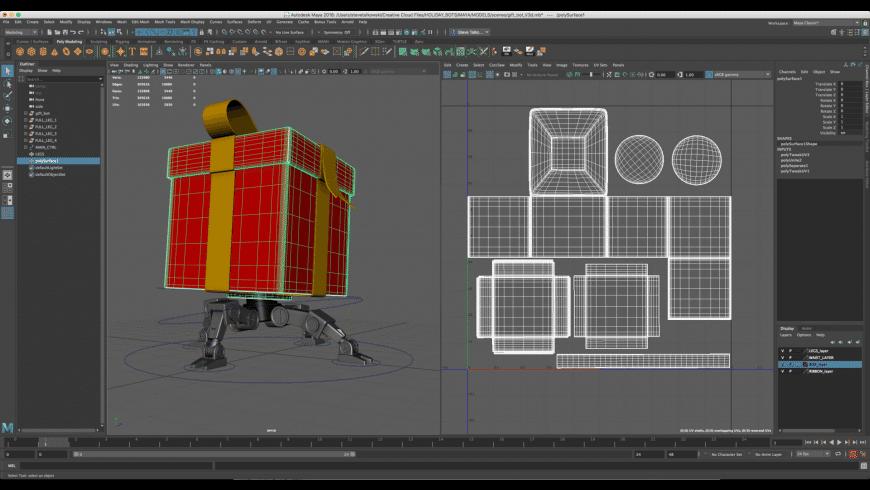 Adobe Dimension for Mac - review, screenshots