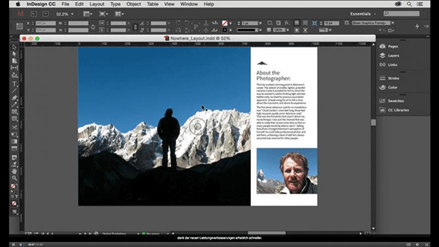 Adobe InCopy for Mac - review, screenshots