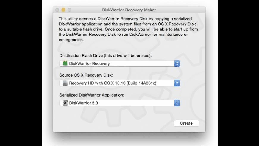 DiskWarrior for Mac - review, screenshots