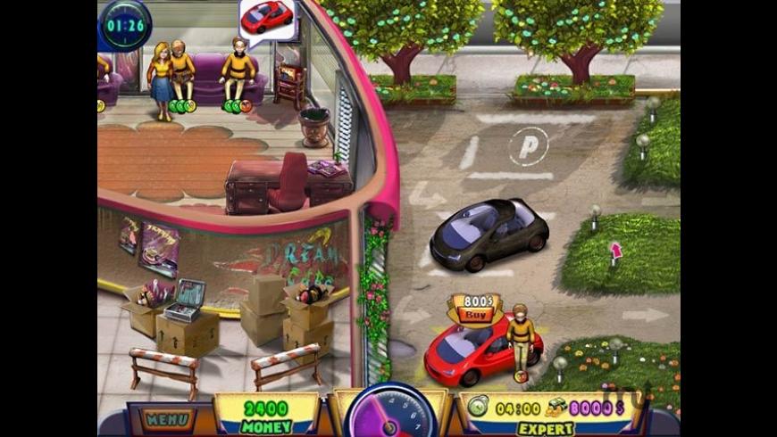 Dream Cars for Mac - review, screenshots
