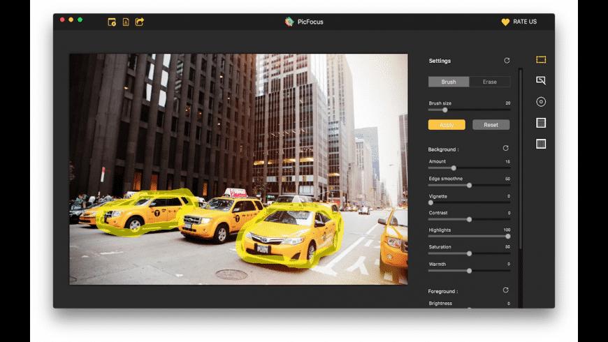 Blur n Bokeh for Mac - review, screenshots