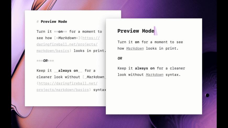 Paper for Mac - review, screenshots