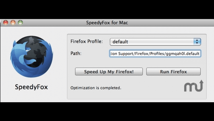 SpeedyFox for Mac - review, screenshots