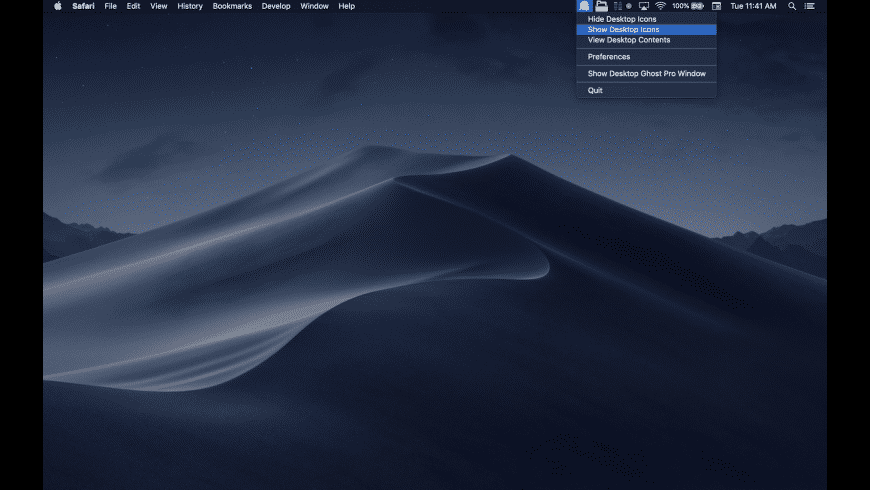 Desktop Ghost Pro for Mac - review, screenshots