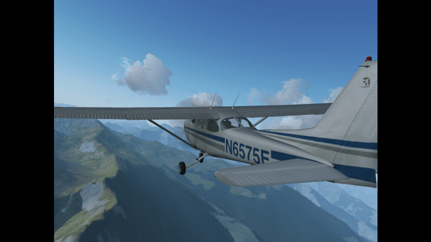 FlightGear for Mac - review, screenshots