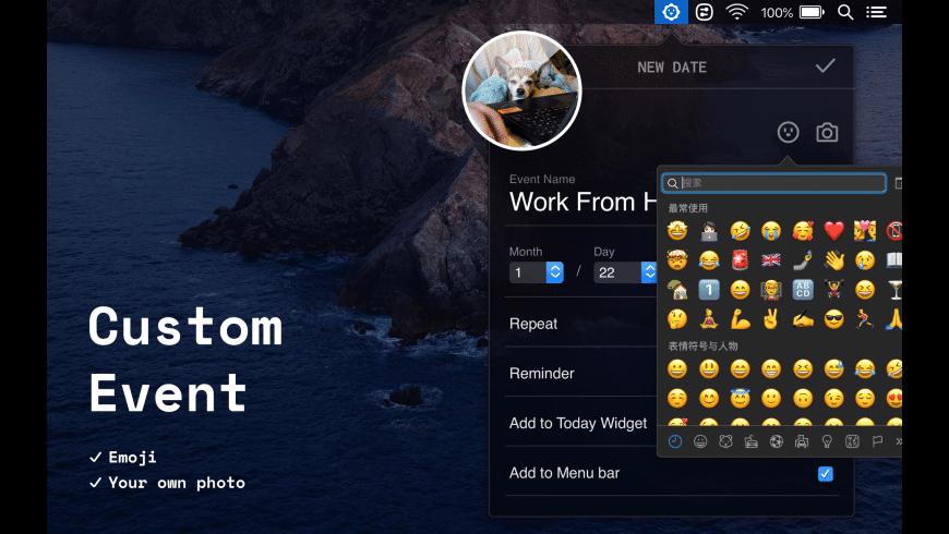 Moment for Mac - review, screenshots