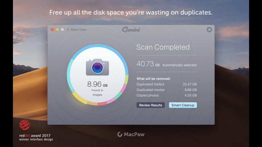 Gemini for Mac - review, screenshots