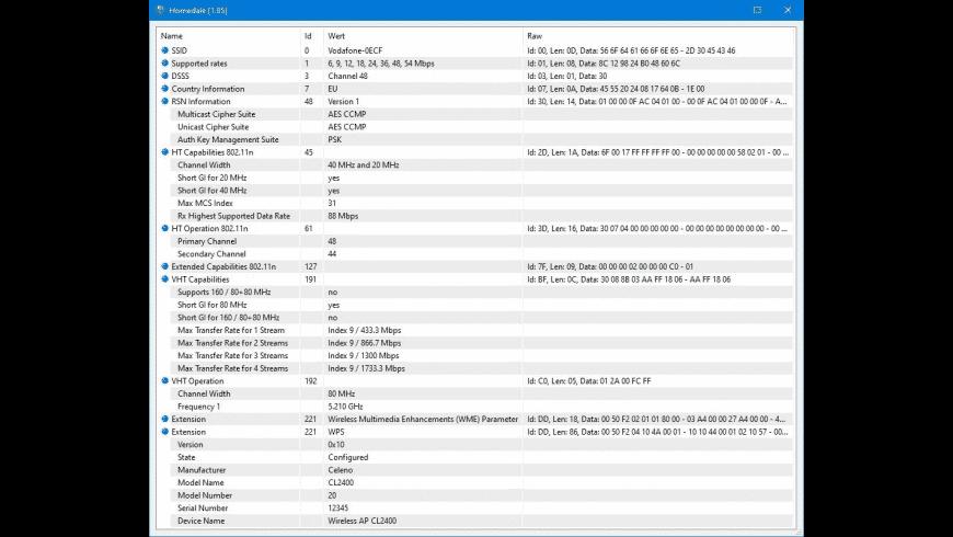 Homedale for Mac - review, screenshots