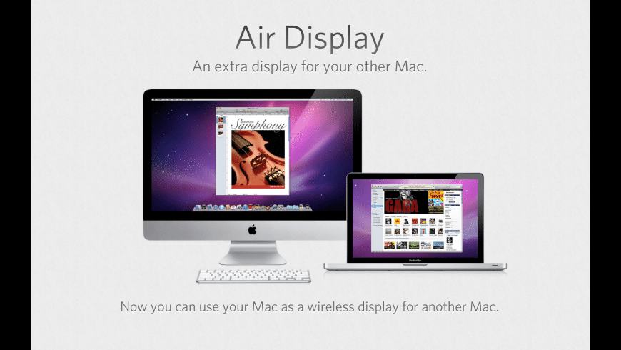 Air Display Client for Mac - review, screenshots