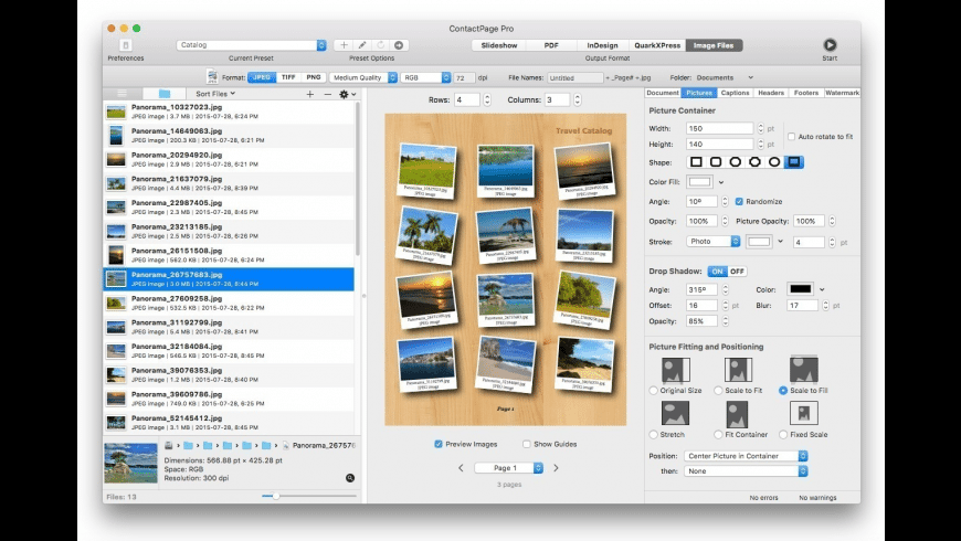 ContactPage Pro for Mac - review, screenshots