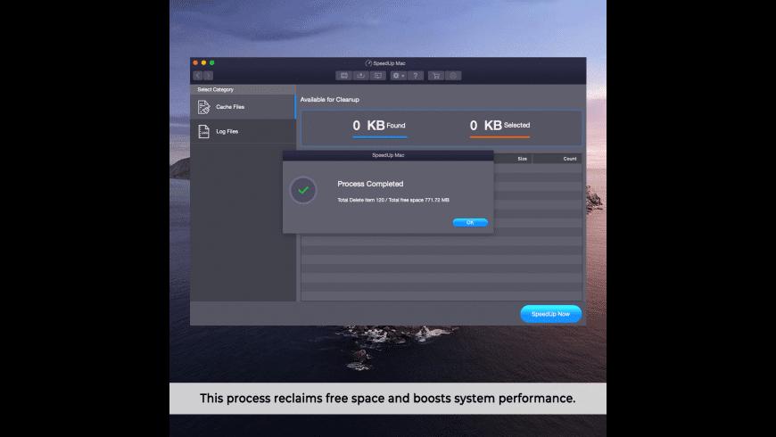 Stellar SpeedUpMac for Mac - review, screenshots