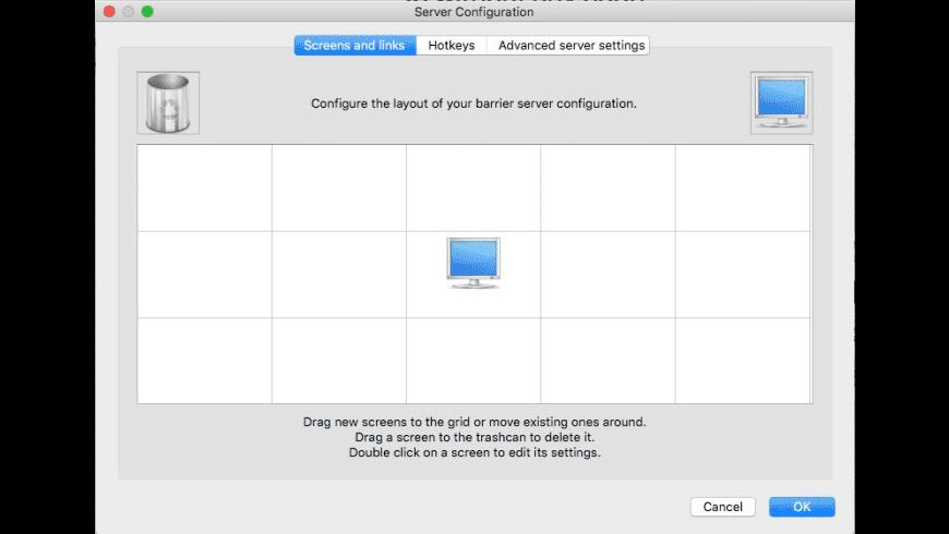 Barrier for Mac - review, screenshots