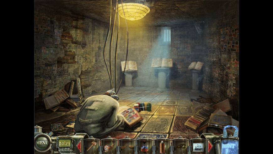 Haunted Halls: Green Hill Sanitarium CE for Mac - review, screenshots