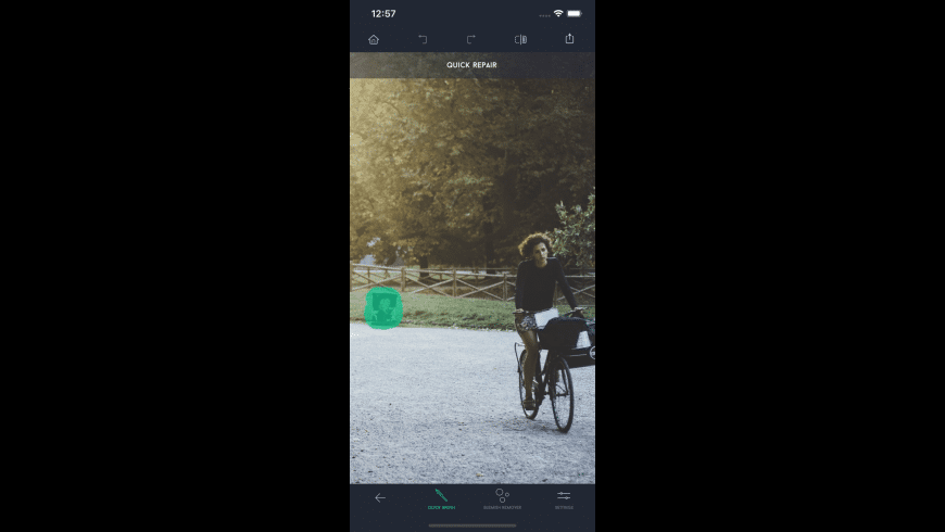 TouchRetouch (iOS) for Mac - review, screenshots