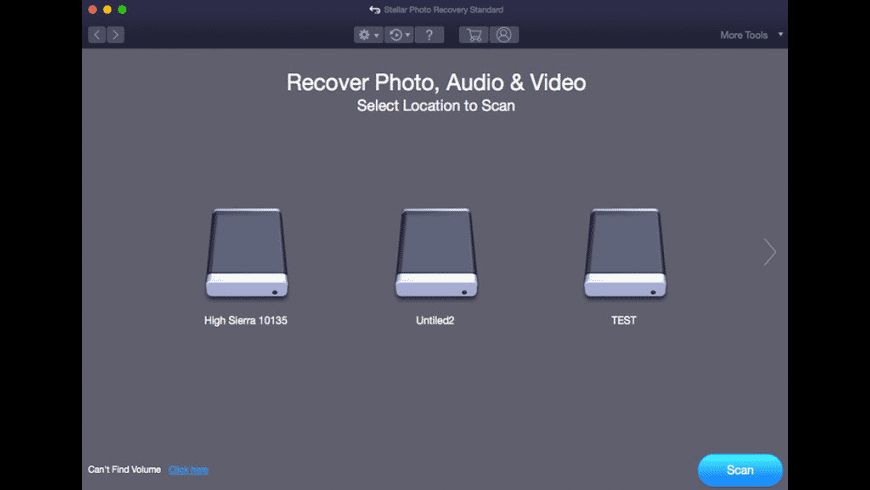 Stellar Photo Recovery for Mac - review, screenshots