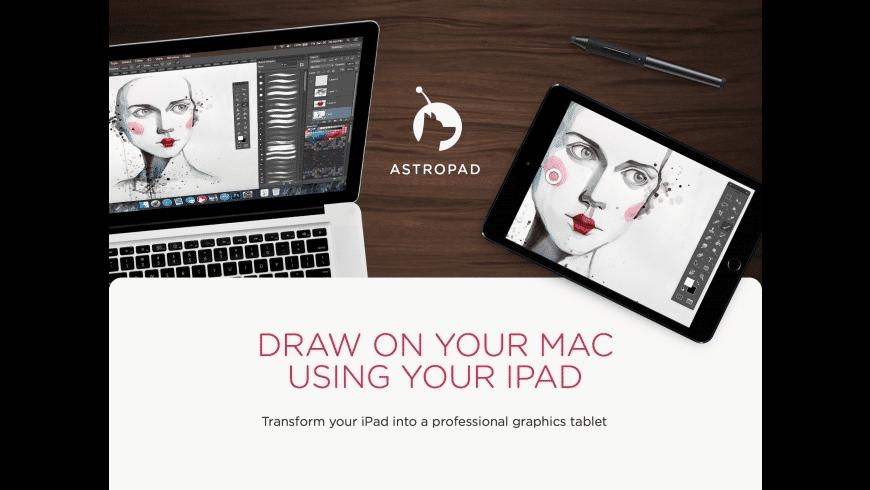 Astropad for Mac - review, screenshots