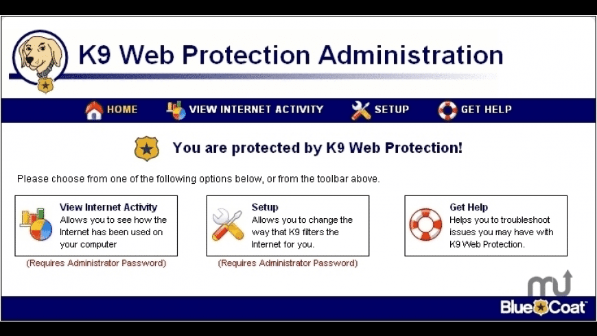K9 Web Protection for Mac - review, screenshots