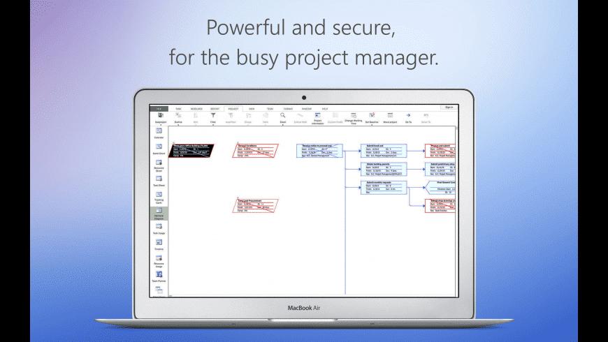 Project Plan 365 for Mac - review, screenshots