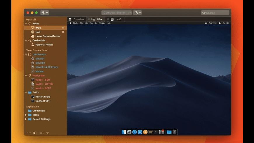 Royal TSX for Mac - review, screenshots