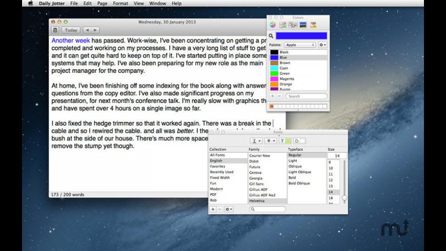 Tweetings for Mac - review, screenshots