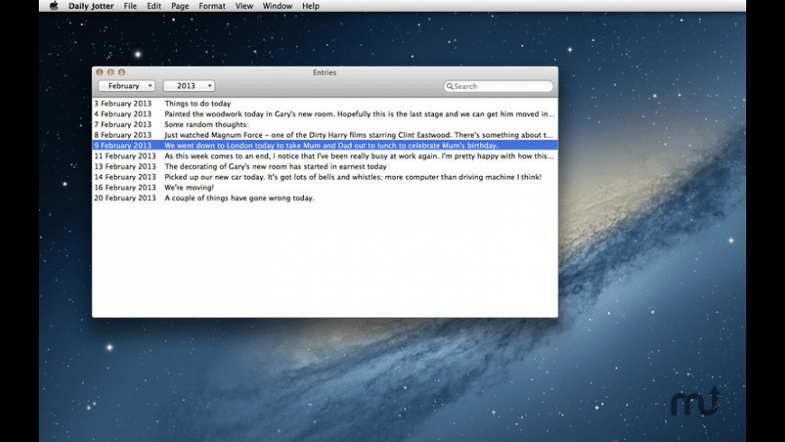Tweetings for Mac - review, screenshots