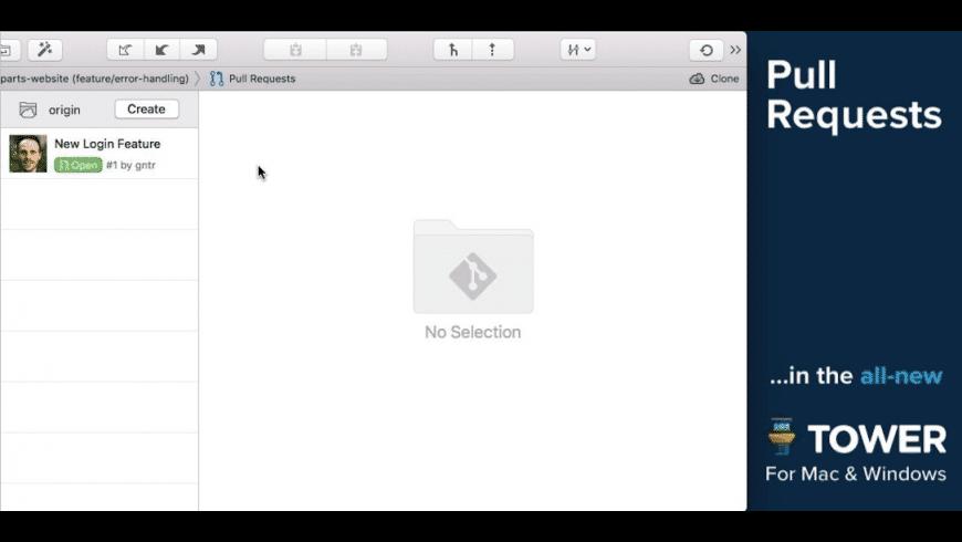 Tower for Mac - review, screenshots
