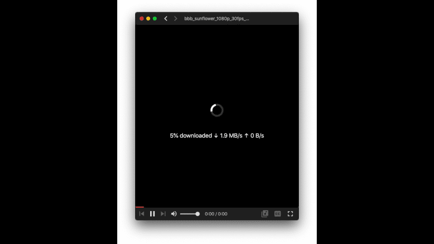 WebTorrent for Mac - review, screenshots